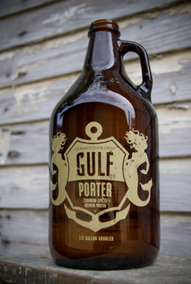 beer labels for growler beer containers